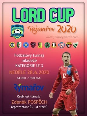 Turnaj LORD CUP se blíží