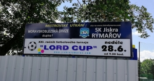 Online výsledky turnaje LORD CUP